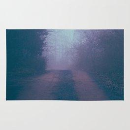 Foggy Road Rug