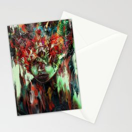 Chaotic Mind Stationery Cards
