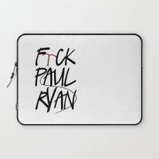 F(IUD)ck Paul Ryan Laptop Sleeve