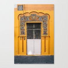Puerta Puerto Rico Canvas Print
