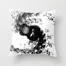 Rock 'n Roll Throw Pillow