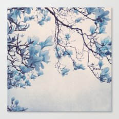 blue friday Canvas Print