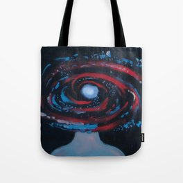 Galaxy Portrait 1 Tote Bag
