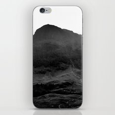 Glencoe, Highlands, Scotland. iPhone & iPod Skin