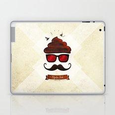 Hipster Hat Laptop & iPad Skin