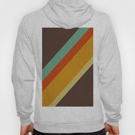 Retro 70s Color Palette Hoody