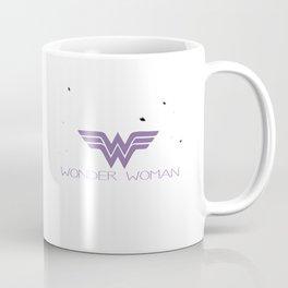 Diana Prince is WW Coffee Mug