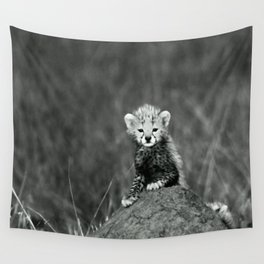 BABY - TIGER - NATURE - LANDSCAPE - ANIMALS Wall Tapestry