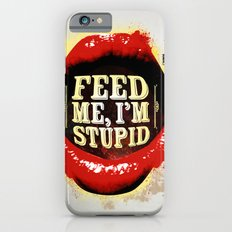 Feed me iPhone 6s Slim Case