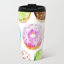 Yummy Doughnuts Travel Mug