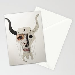 MY DEMONS ARE A PRINT #1 Stationery Cards
