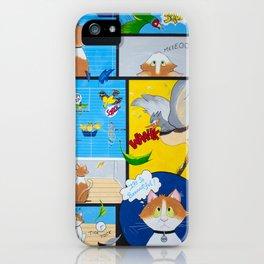 Zipper's Paradise iPhone Case