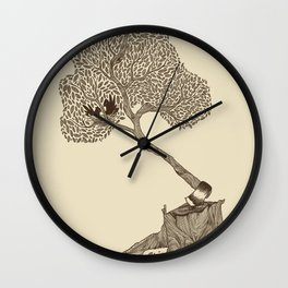 Spirit Indestructible Wall Clock