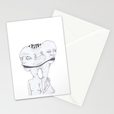 An Observers Guide to Relationships Stationery Cards