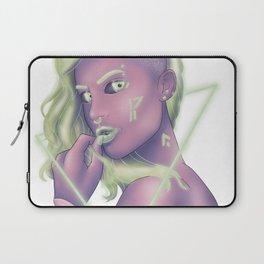 Mint Green Punk Laptop Sleeve