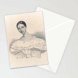 Portrait of Ballerina Stationery Cards