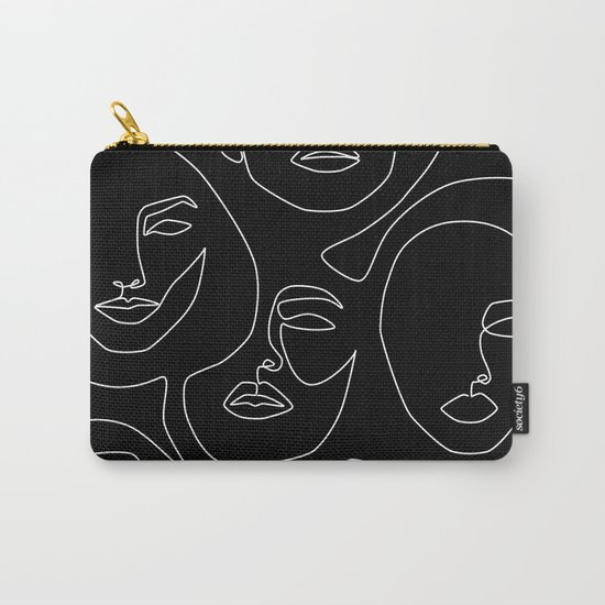 Faces in Dark by explicitdesign