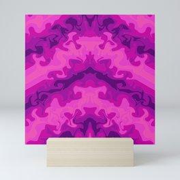Purple Haze ll Mini Art Print