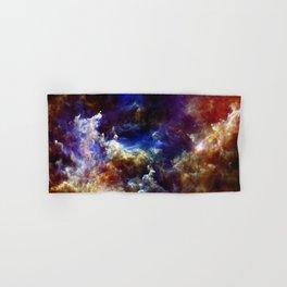 Rosette Nebula Hand & Bath Towel