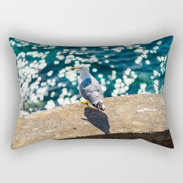Another Seagull Rectangular Pillow