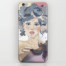 Never a bride iPhone Skin