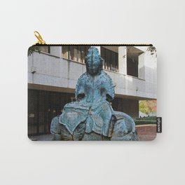 Genuine Void and Subtle Possession by Jun Tsun-Tsun Lai (horizontal) Carry-All Pouch