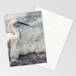 Walk on Wave Stationery Cards