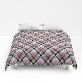 Plaid 20 Comforters