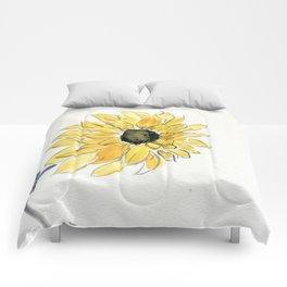 The Last Sunflower Comforters