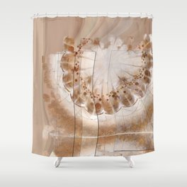 Chowders Weave Flowers  ID:16165-160051-47851 Shower Curtain