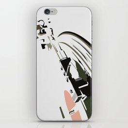 VINYL TURNTABLES iPhone Skin