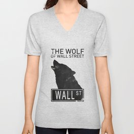 The Wolf of Wall Street Unisex V-Neck
