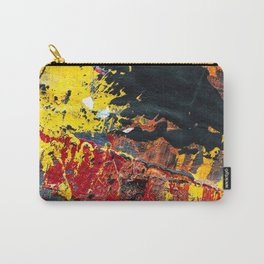 Accidental Abstraction 01 Carry-All Pouch