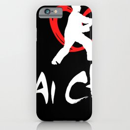 I Love Tai Chi iPhone Case