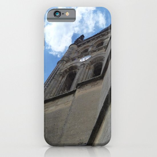 Saint Emilion spire iPhone & iPod Case