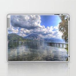 Traunsee Lake Altmunster Austria Laptop & iPad Skin