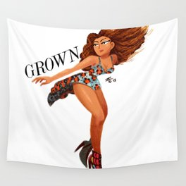 GROWN Wall Tapestry