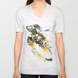 Cult of the Fast Machine Unisex V-Neck