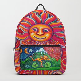 Bicycle Day Rucksack