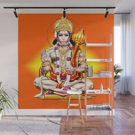 Hindu - Hanuman 2 Wall Mural