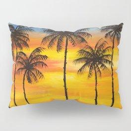 Hawaiian Sunset Pillow Sham