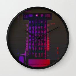 TOWER / ROOK Wall Clock