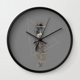 Distractions Wall Clock