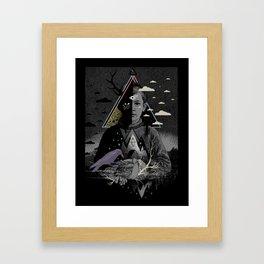 Exile Framed Art Print