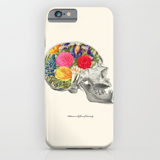 Politeness is the flower of humanity iPhone & iPod Case
