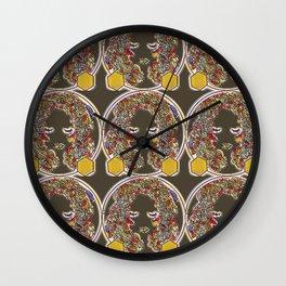 Dear Sweet Leota Wall Clock