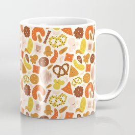 Snacks Coffee Mug