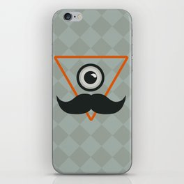 Io ti Guardo iPhone Skin