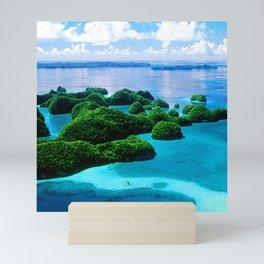 Where Heaven Touched Earth: Palau South Pacific Islands Mini Art Print