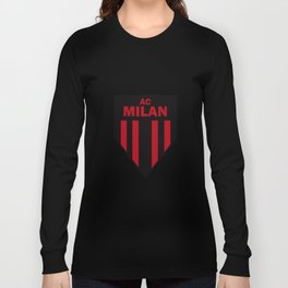 Slogan Milan Long Sleeve T-shirt